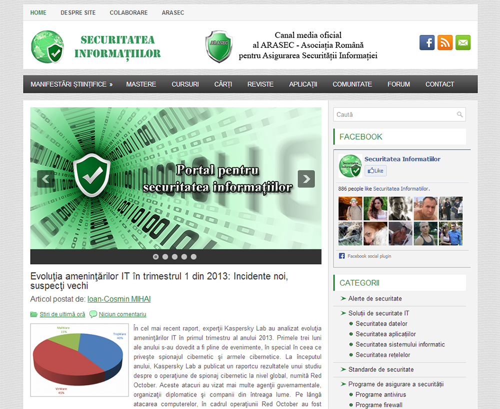 securitatea-informatiilor.ro