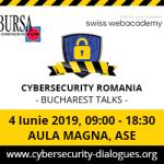 """Conferința """"Cybersecurity Romania – Bucharest Talks"""""""