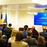 """Lansarea studiului """"Considerations on Challenges and Future Directions in Cybersecurity"""" la Reprezentanța Permanentă a României pe lângă UE"""